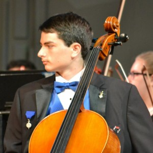 Jonathan Dills - Classical Cellist - Cellist / Classical Ensemble in Ormond Beach, Florida