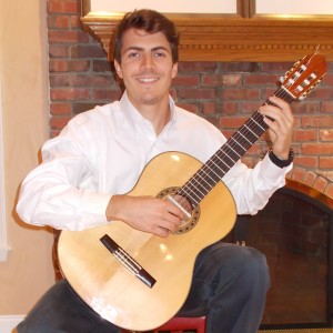 Classical Guitar Music - Guitarist in Warren, New Jersey