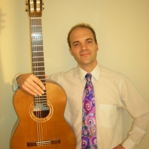 Classical Guitar Services