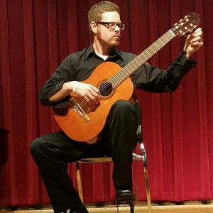 John Rose - Classical Guitarist - Classical Guitarist / Guitarist in Clarksville, Ohio