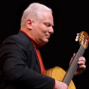 Classical Guitarist Harry George Pellegrin - Classical Guitarist in Schenectady, New York