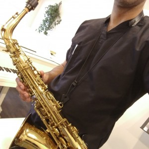 Classical / Improvisational Saxophonist