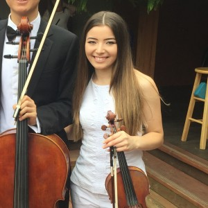 Yulia Price; Classical Musician - Violinist in Greenville, North Carolina