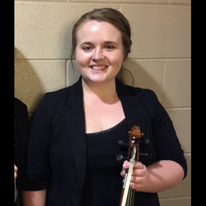 Classical Musician-Violin and Viola - Viola Player in Ann Arbor, Michigan