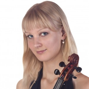 Classical musician for your event - Viola Player in Chicago, Illinois
