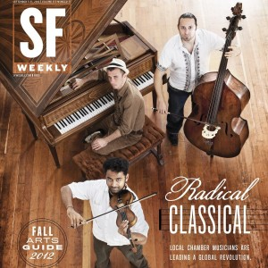 Classical Revolution - Classical Ensemble / String Quartet in San Francisco, California