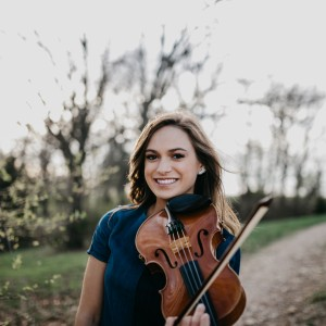 Olivia Steiner - Violinist / Wedding Entertainment in Springfield, Missouri