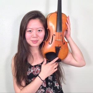 Jenny Li - Violinist - Violinist / Wedding Entertainment in Philadelphia, Pennsylvania