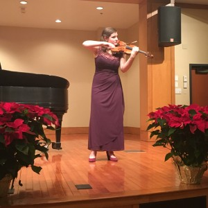 Classical Violinist - Violinist in McLean, Virginia
