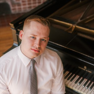 Spencer Kash - Pianist / 1940s Era Entertainment in West Chester, Pennsylvania