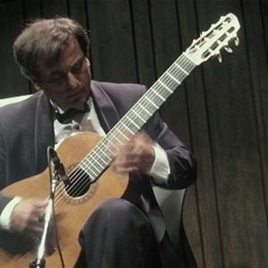 Claudio Valentini - Classical Guitarist - Guitarist in Ottawa, Ontario