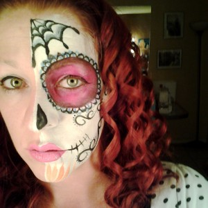 Clementine The Amazing - Face Painter in Santa Rosa, California