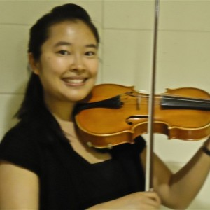 Cleora Ohar - Violinist / Wedding Musicians in Concord, New Hampshire