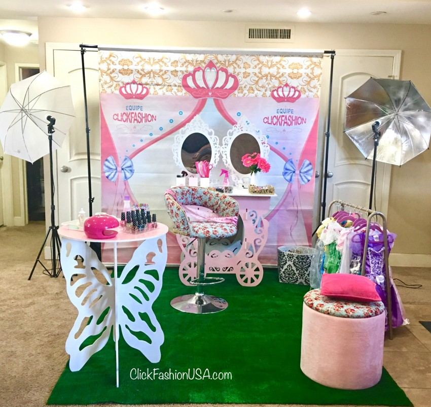 Hire Kids Party Entertainment By Click Fashion USA