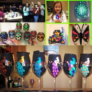 Clinkers - Arts & Crafts Party in Grapevine, Texas