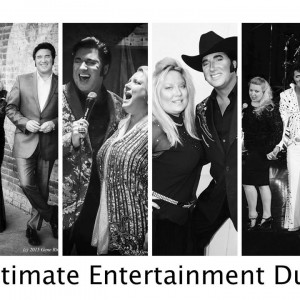 Clint and Ila Entertainment - Country Singer / Elvis Impersonator in Laughlin, Nevada