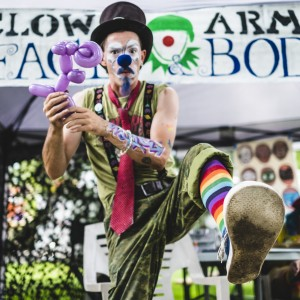 Clown Army - Body Painter in London, Ontario