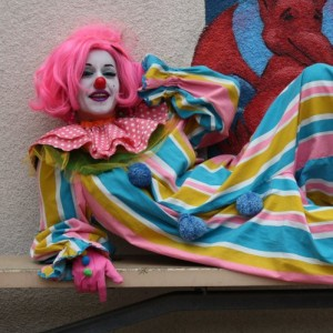 Clownalyn Monroe - Clown / Storyteller in Venice, California