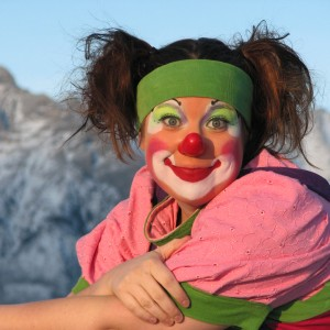 Clowning, Face painting and Balloon twisting - Face Painter / Clown in Calgary, Alberta