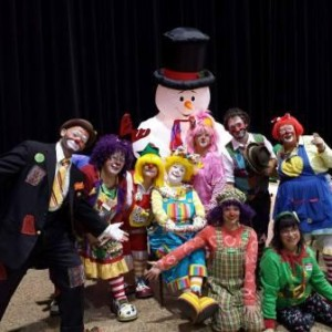 Clowns, Magicians & More - Children's Party Entertainment / Stilt Walker in Winnipeg, Manitoba
