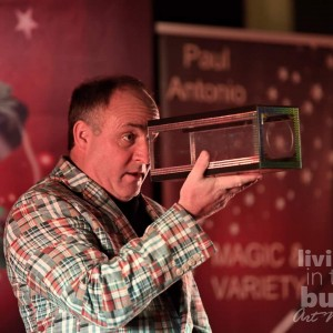 Paul Antonio Magic and Variety Act - Magician / Cabaret Entertainment in Buffalo, New York