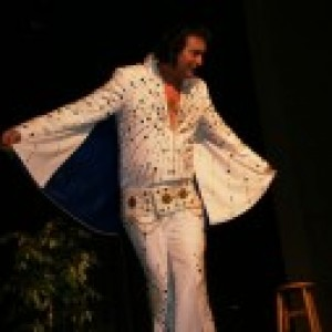 Clyde Shedd - Elvis Impersonator in Greenville, South Carolina