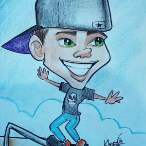CMCaricatures - Caricaturist in Anaheim, California