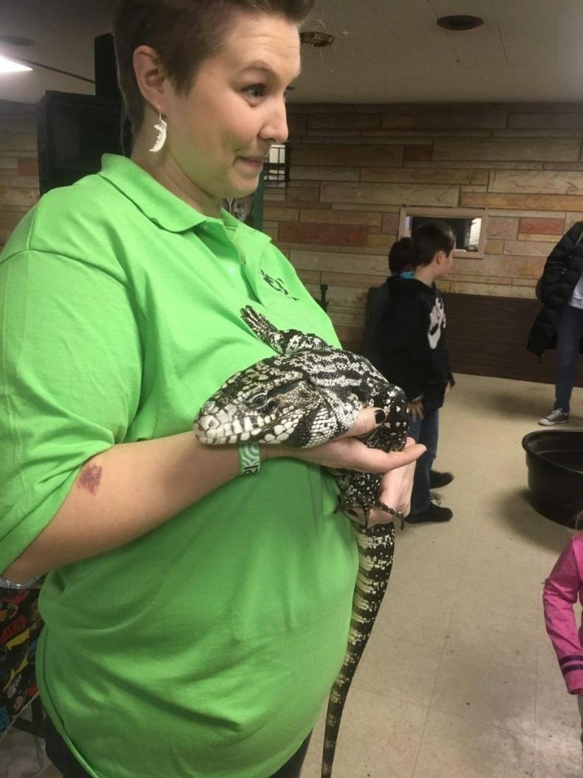 Hire Coal Black Exotics - Reptile Show in Dwight, Illinois