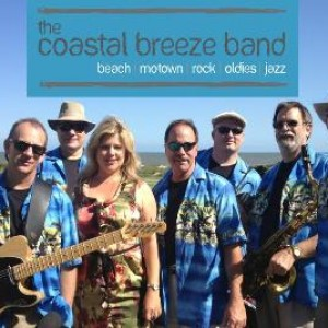 The Coastal Breeze Party Band - Party Band / Jazz Band in Columbia, South Carolina