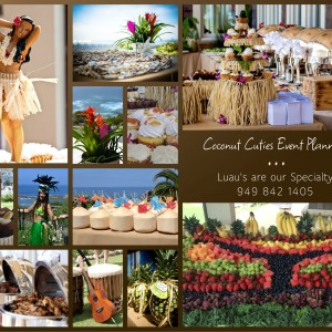 Coconut Cuties - Event Planner / Wedding Planner in San Clemente, California