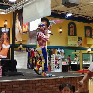 CocoRoco The Clown
