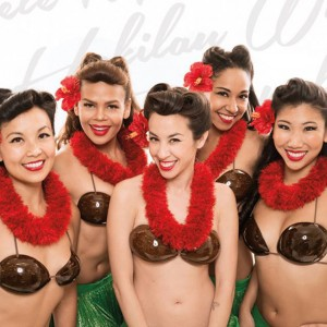 CocoTiki - Polynesian Entertainment / Burlesque Entertainment in Los Angeles, California