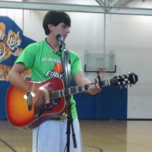 Cody Anderson - Singing Guitarist / Wedding Musicians in Vivian, Louisiana