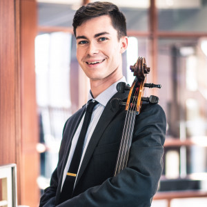 Cody Byrum, Cellist - Cellist in Bloomington, Indiana