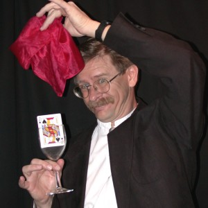 Cody Landstrom - Magician in Fort Collins, Colorado