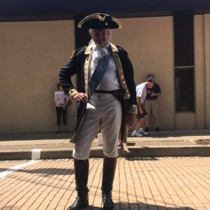 Col. George Washington - Historical Character / Storyteller in Latrobe, Pennsylvania