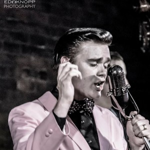 Colin Dexter Elvis Tribute Artist - Rock & Roll Singer in Jackson, Michigan