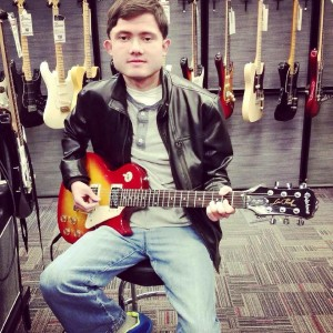 Colin Harriman - Guitarist in Olmsted Falls, Ohio