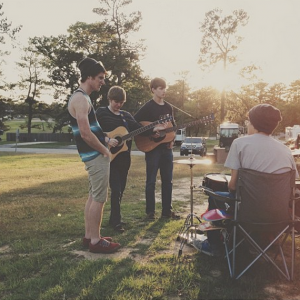Collective Pursuit Project - Christian Band in College Station, Texas