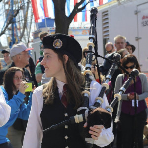 Colleen Poe - Bagpiper / Wedding Musicians in Boston, Massachusetts
