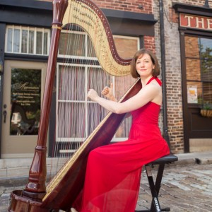 Colleen Potter Thorburn - Harpist / Wedding Musicians in Richmond, Virginia