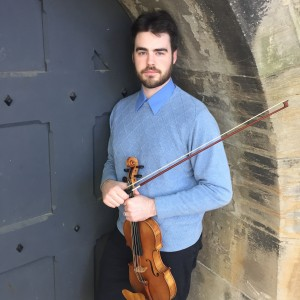 Collin Arneson - Violinist in Minneapolis, Minnesota