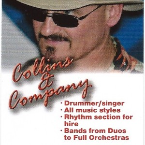 Collins & Company - Dance Band / Wedding Entertainment in Vero Beach, Florida