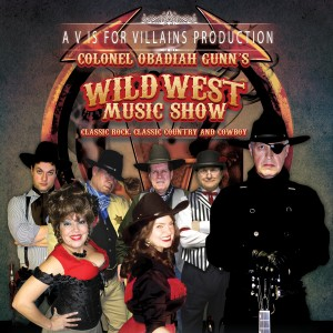 Colonel Gunn's Wild West Music Show - Classic Rock Band in Chicago, Illinois