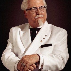 Colonel Harland Sanders Impersonator