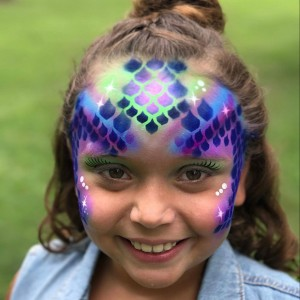 Color Me Crazy - Face Painter in Columbus, Kansas