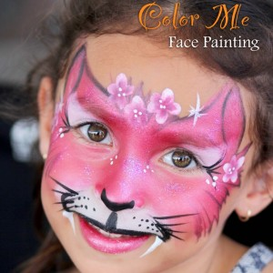 Color Me Face Painting - Face Painter / Outdoor Party Entertainment in Tustin, California