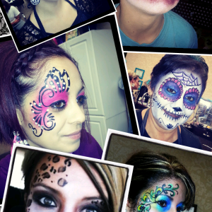 Color Me Tori - Face Painter / College Entertainment in Portales, New Mexico