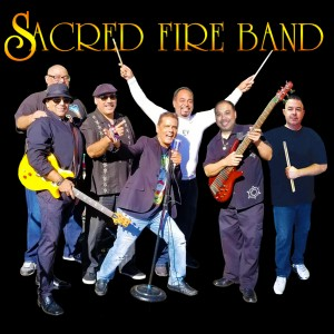 Sacred Fire Band - Latin Band in Livermore, California