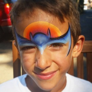 Colorful Creations - Face Painter / Tarot Reader in Salem, Massachusetts